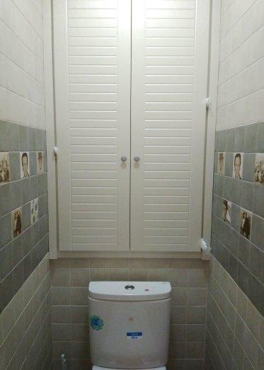 шкафы сантехнические для туалета цены